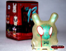 """The Grisly Phantom - The 13 Dunny Series by Brandt Peters x Kidrobot 3"""" Fig NEW"""