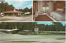 Howard Johnson's Motor Lodge and Restaurant in Ocala FL Postcard