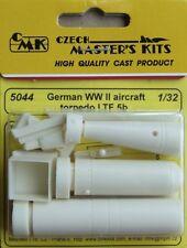 CMK 1/32 German Segunda Guerra Mundial aviones Torpedo LTF 5b # 5044