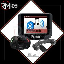 PARROT MKI9200 Bluetooth Car Hands Free Kit with Ipod control USB Aux SD Card