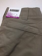 BLACKHAWK Womens Pants sz 30x35 Tactical Off Duty Khaki Tan Police Work Uniform