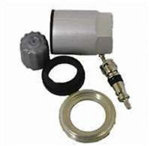 TIRE PRESSURE SENSOR TPMS TPS SERVICE PACK KIT w/ NUT VALVE CORE WASHER O-RING