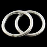 10pcs 20mm 16mm Extra Large Open Jump Rings Split Jewelry Key Chain Making Hoop
