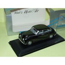 BMW 502 LIMOUSINE Noir MINICHAMPS 1:43 1