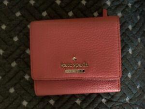 Kate Spade wallet trifold