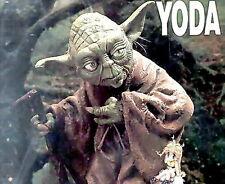 SCI-FI Movie Star Wars JEDI Master Yoda on Dagobah 1/4 Figure Vinyl Model Kit