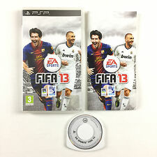 Game Fifa 13 2013 on PSP / Complete (foot)