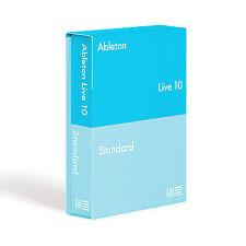 Ableton Live 10 Standard Multitrack Recording Software
