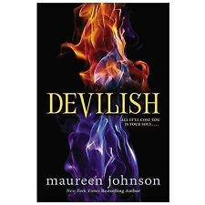 Devilish by Maureen Johnson (2007, Paperback)