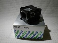 Mamiya M645 6x4.5cm Medium Format SLR Camera Body & Box