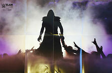 WWE Heavyweight Poster WWE Slam Crate Loot Crate EXCLUSIVE