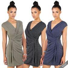 Rayon Wrap Dresses