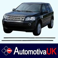 Land Rover Freelander 2 Door Rubbing Strips | Door Protectors | Side Protection