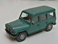 Wiking ( 266/4B )  - Mercedes 230 G , patinagrün - T@P