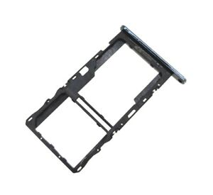 Replacement Sim Card Tray SD Slot Holder for LG K92 5G LM-K920 Gray