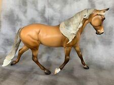 Peter Stone Dah Palouse. Stunning Sooty Palomino with Long Mane & Tail!