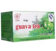 1 Box Wild Guava Leaf Tea Bag Herb Tea Diabetic Drink Control Blood Sugar Leve