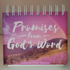 Promises from God's Word 366 Day Undated Calendar NEW Inspirational Dayspring