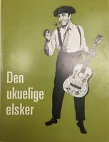 The Bobo Peter Sellers Britt Ekland Rossano Brazzi 1967 Vtg Danish Movie Program
