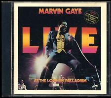 Marvin Gaye - Live - at the London Palladium - CD Album - HOLLAND