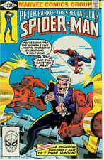 Peter Parker spectacular Spiderman # 57 (estados unidos, 1981)