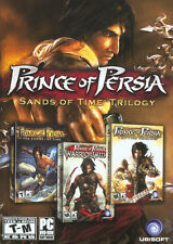 *NEW* Prince Persia Sands Of Time Trilogy - PC