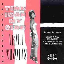 Time Is on My Side by Irma Thomas (CD, Nov-1996, Kent)