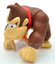 "6"" Action Figure Super Mario Bros DONKEY KONG^MS605"