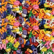 Chenillekraft Upper Case Letter Beads - 288 Piece[s] - 1 Set - Assorted