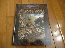 Sword & Sorcery Scarred Lands RPG Strange Lands Lost Tribes of the Scarred Lands