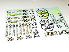 TLR04008 TEAM LOSI 8IGHT-XE BUGGY DECALS STICKERS