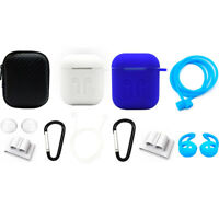5Pcs/6pcs Silicone Wireless Bluetooth Earphones Case For Airpods Apple i10 i12
