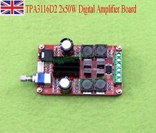 DC 24v tpa3116d2 2x50w Amplificatore digitale consiglio di classe D amplificatore stereo a doppio canale