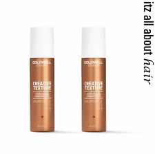 GOLDWELL Style Unlimitor creative Texture Strong Spray Wax Stylesign DUO