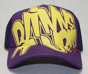 DJINNS It Up HFT Trucker Cap purple/yellow