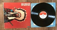Keef Hartley Band – Halfbreed LP UK 1st 1969 stereo Red white  Deram SML 1037