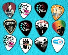 Blink 182 Guitar Picks *Limited Edition* Set of 12