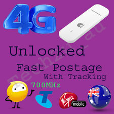 UNLOCKED Huawei e3372 3G 4G PLUS 4GX mobile broadband dongle modem