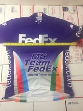 Champion System Women's Fedex Cycling Jersey Size Extra Large XL (4756-24)