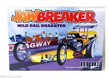 MPC 821 1/25 Scale  Jawbreaker Wild Rail Dragster Plastic Model Kit