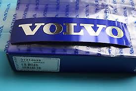 Grille Emblem Genuine Volvo Front Badge V60 V70 XC70 XC90 115 x 28 31214625