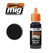 Acrílico Color 17ml Pintura X Aerógrafo Airbush Paint Acrylic MIG-008 Ral 7021