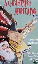 A Christmas Happening Cassette 1994 Sony Music