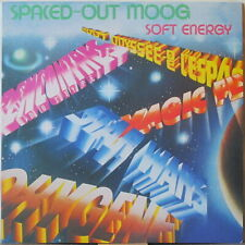 SOFT ENERGY Spaced-Out Moog (aka Sideral Space) LP Moog/Synth-Pop—Australian ed.