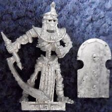 2002 Undead Tomb Guard 1 Games Workshop Warhammer Vampire Counts Army Kings D&D