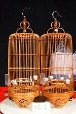 Asian Bamboo Bird Cage KC-1