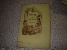 1840.Anglais peints par eux même.10e fasc.avec rare couverture (bedeau)..