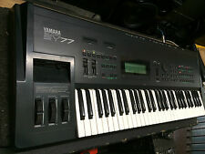 Yamaha SY77 61 key keyboard ,SY 77  ,disk drive not loading //ARMENS//.