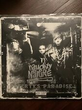 New listing NAUGHTY BY NATURE-Povertys Paradise (25th Anniversary Edition) VINYL NEW