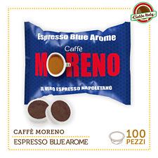 100 Capsules Capsules De Café Moreno Blue Arôme Compatibles Lavazza En Sorte Mio